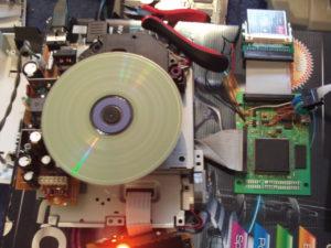FPGA to Dreamcast