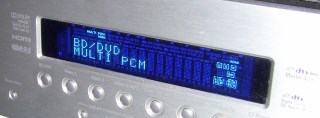 Amp in Multi-PCM mode