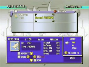 Pokemon Stadium 2 runs just fine on the Everdrive 64 V3.
