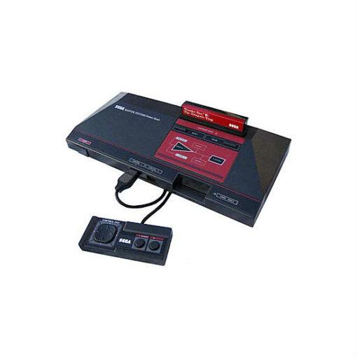 Sega Master System Capacitor Replacement Service