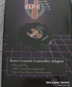 4-Play Controller Adapter barebones kit
