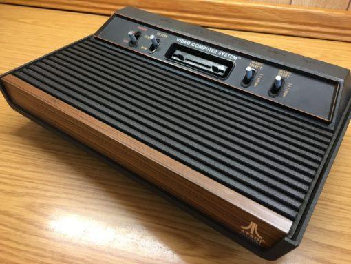 Atari 2600 Composite Video Mod