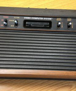 Atari 2600 - RGB modded
