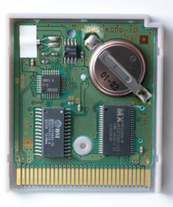 Nintendo Gameboy Game Cartridge Battery Replacement