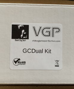 Gamecube GCDual DIY kit