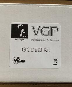 Gamecube GCDual DIY kit