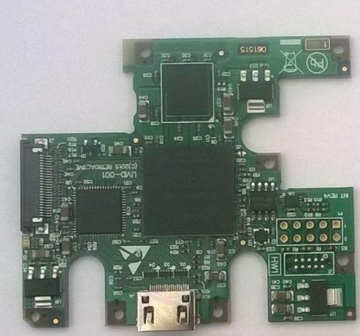N64 HDMI upgrade board