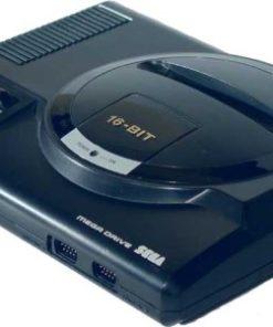Sega Megadrive/Genesis Switchless Region Free Mod