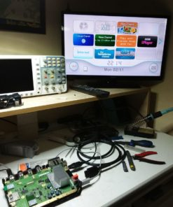 Wiidual HDMI and RGB mod kit fitting service