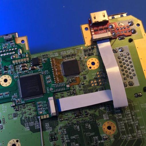 WiiDual HDMI and RGB mod kit